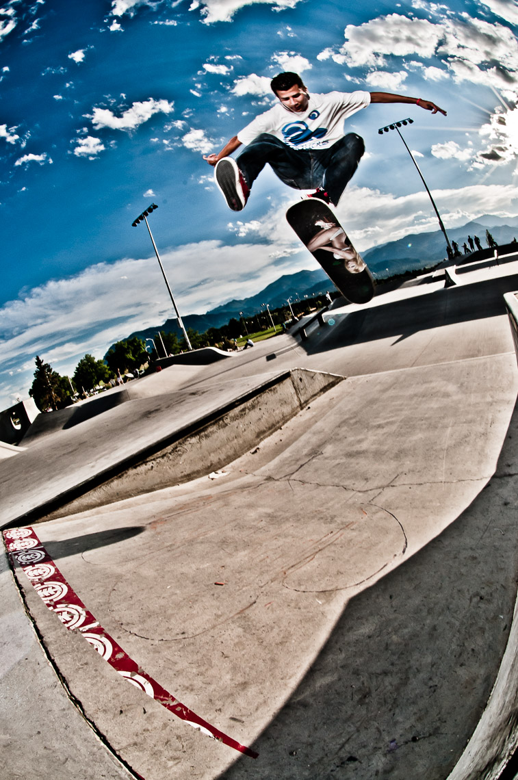 Skateboard Action Sports Photos