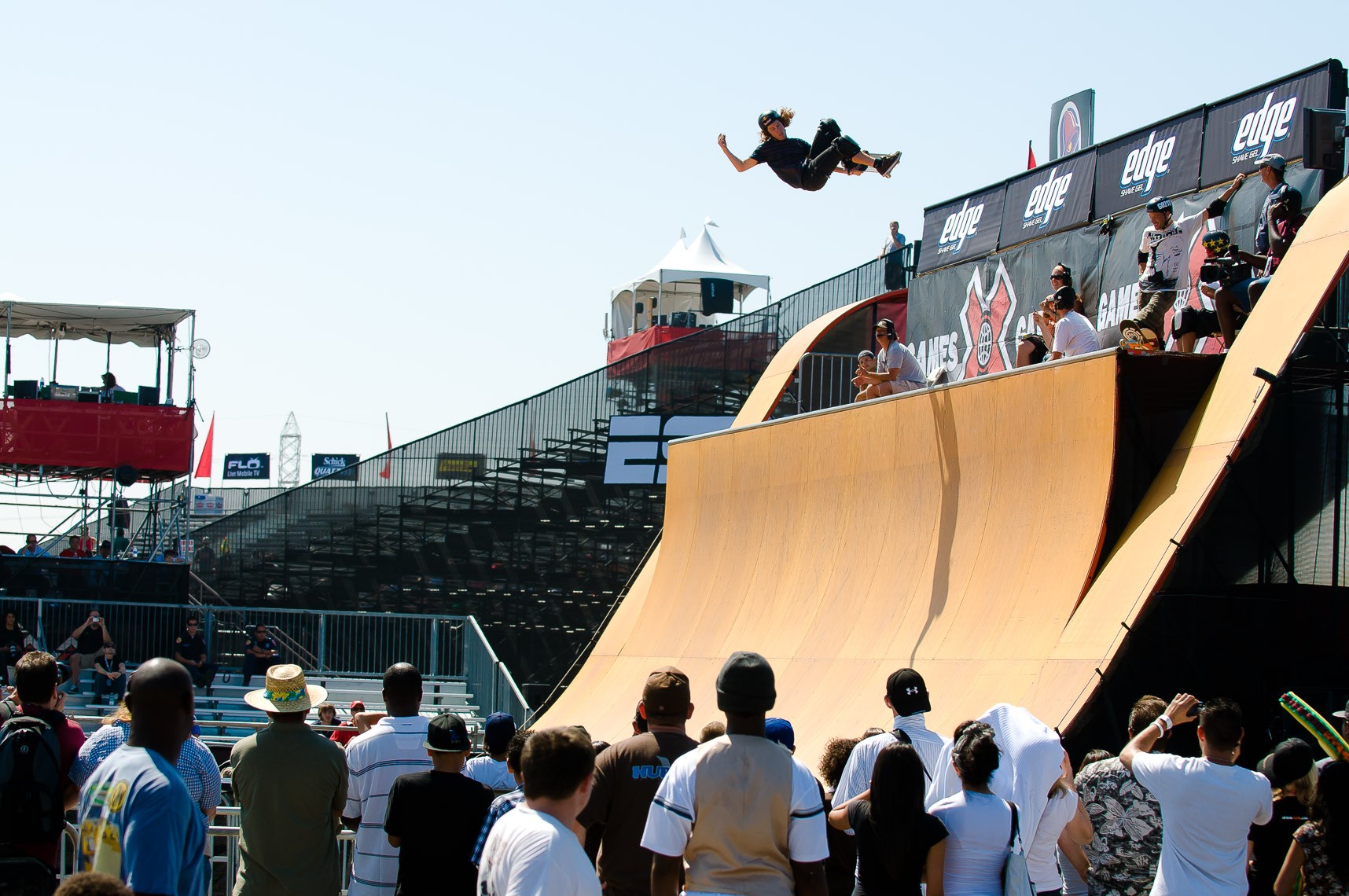 X Games Skateboard Action Sports Photos