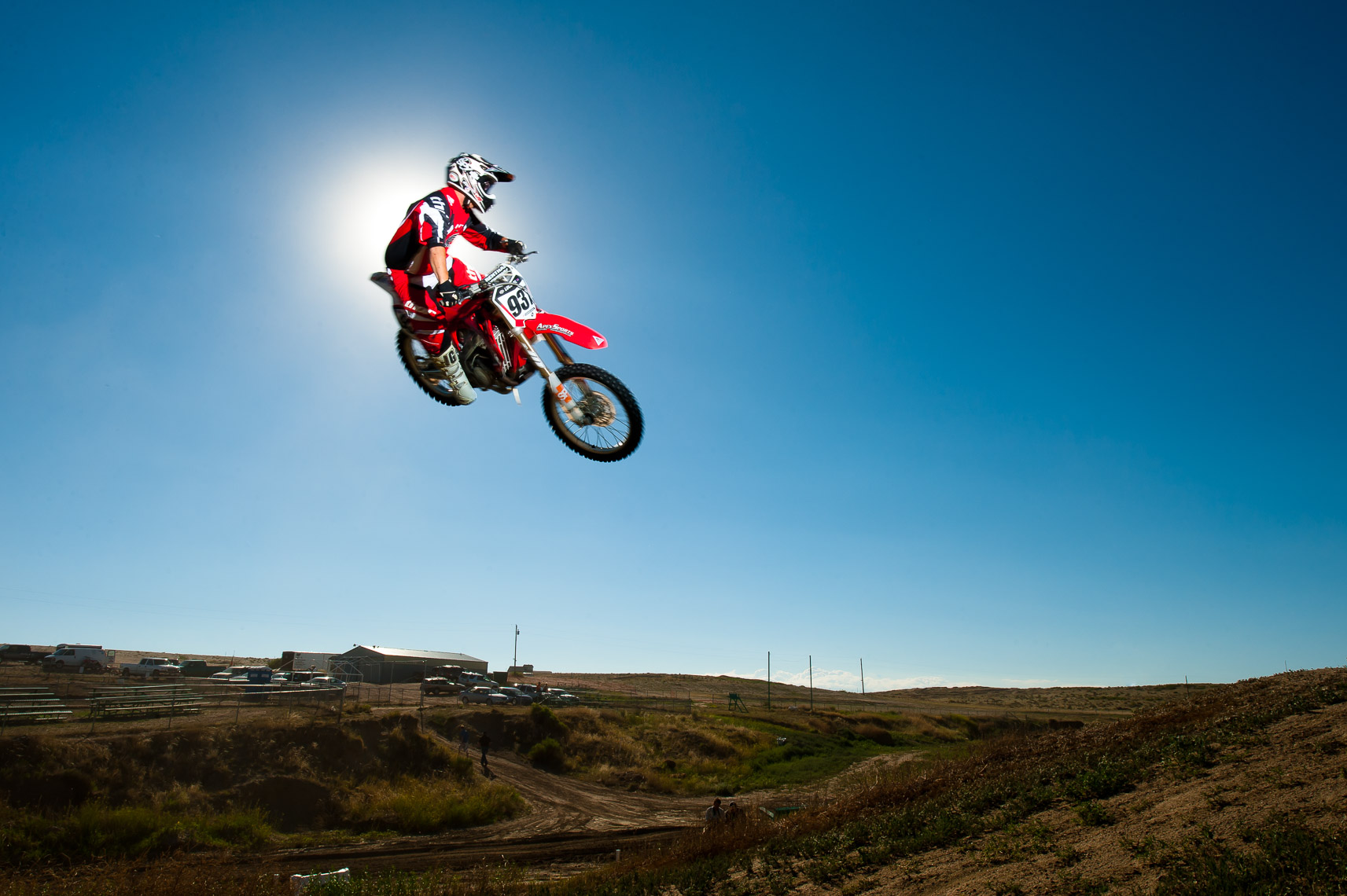 Motocross Sports Photos