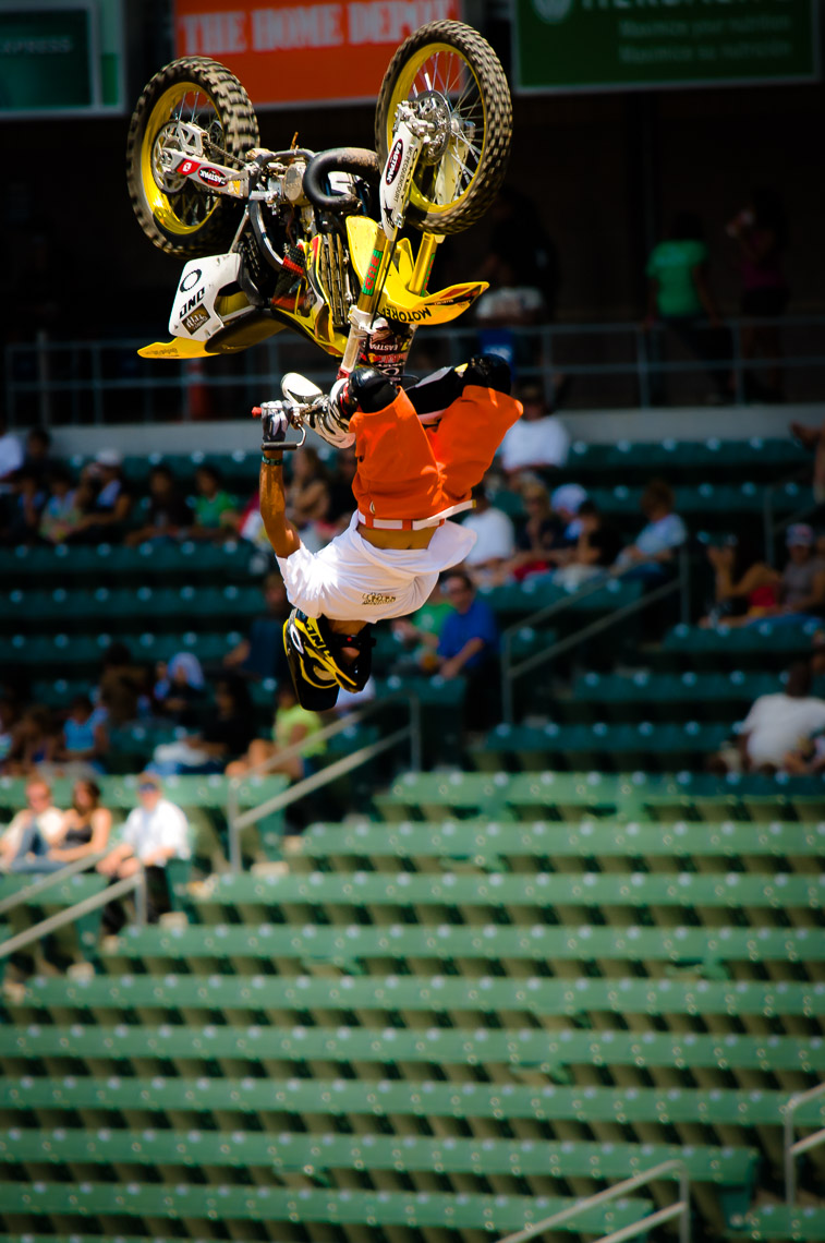 XGames Motocross Sports Photos