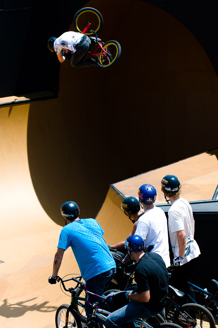 X Games BMX Sports Photos