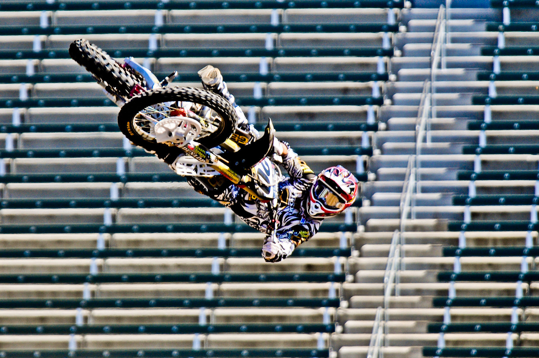 JFennell XGames Motocross Sports Photos